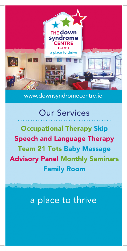 down-syndrome-centre-charities-marketing-collateral