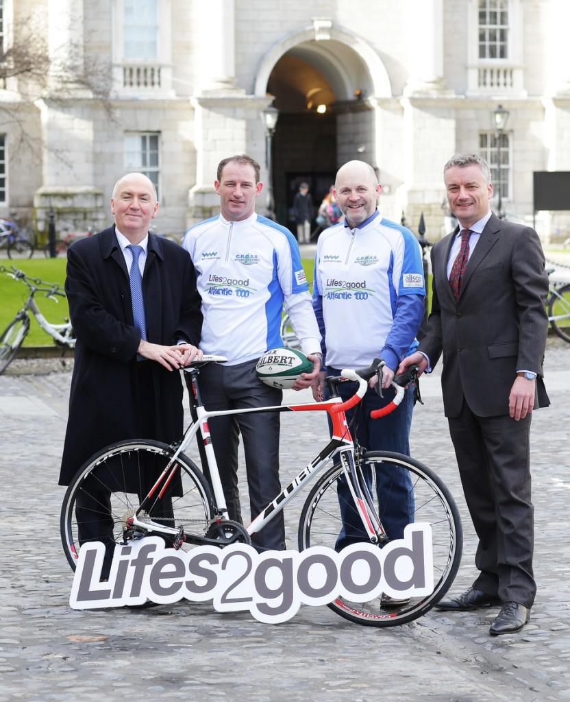 Lifes2good cycle sponsor