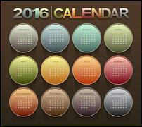2016 calendar-O'C&K