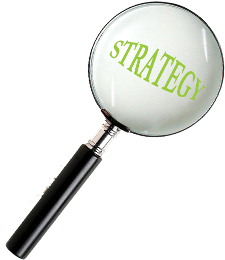 magnifying glass-strategy