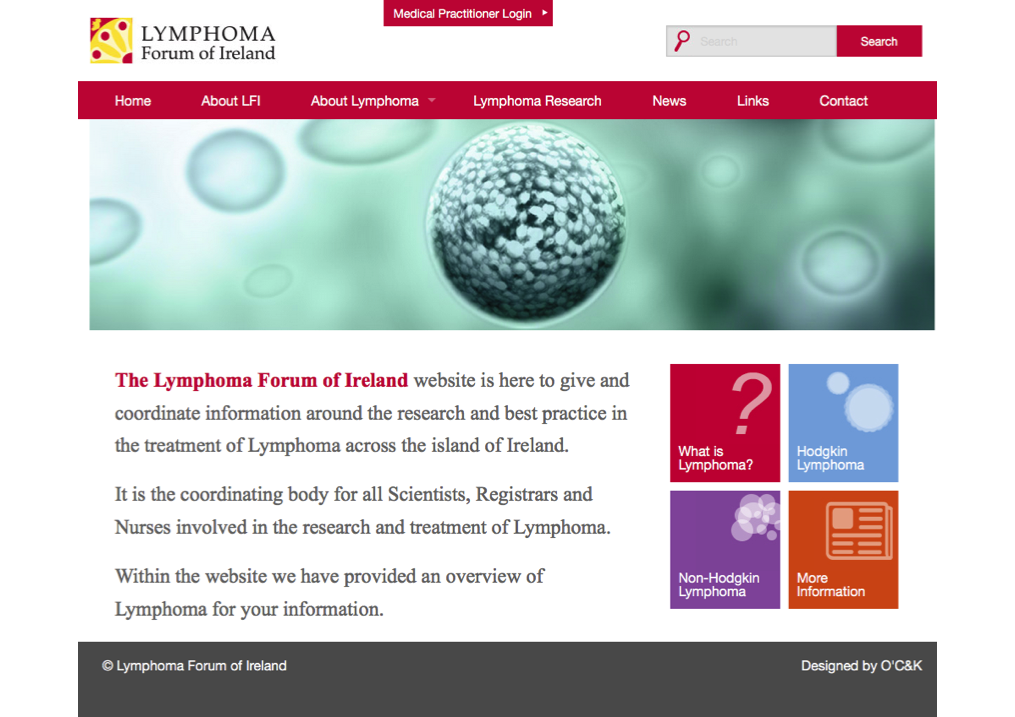 Lymphoma-Forum-charities-marketing