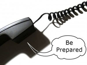 be prepared for networking