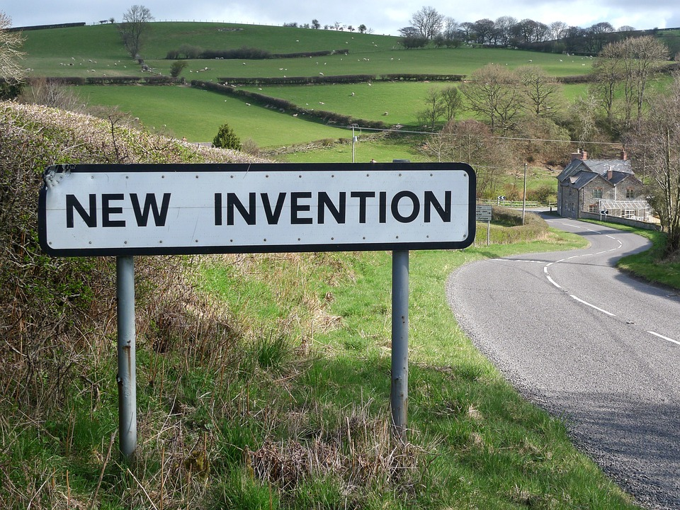 New-Invention-road-sign