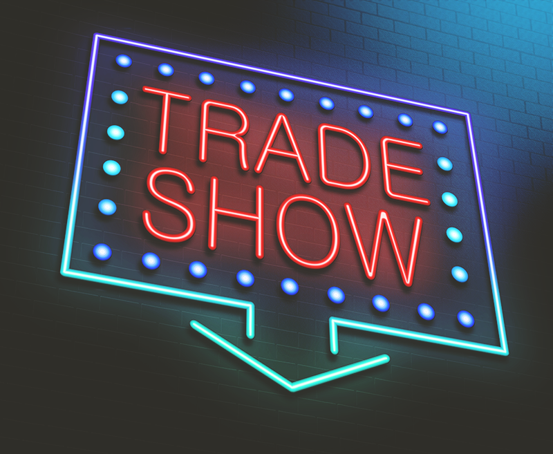 Trade-Show-sign-in-lights